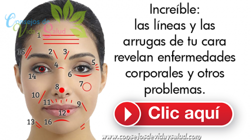 Las arrugas de tu cara revelan mucho